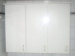 Hängeschränke Waschküche