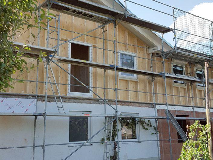 Fenstermontage Neubau