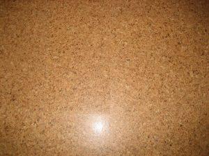 Fußboden Kork