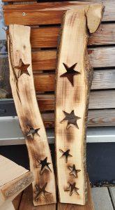 Objektkunst Holz